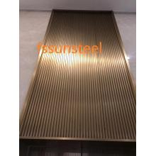 304 201 colored etched stainless steel