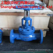 Manual Regulating Valve