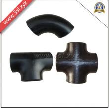 Varios accesorios de tubería ASTM A234 Wpb sin soldadura a tope (YZF-H276)