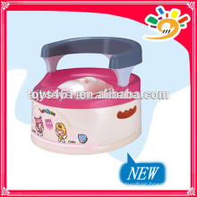 Ecofriendly plastic potty baby plastic potty