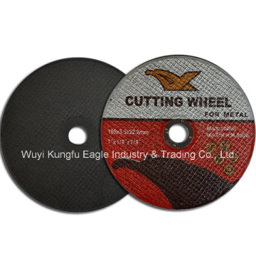 180X3X22mm Thin Cutting Disc for Metal