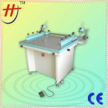 Machine de sérigraphie manuelle HS-6070 avec aspirateur et pinces latérales