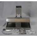 6inch 6 Wheel Lapidary Cabbing Stainless Steel Polisher Grinding Arbor Unit