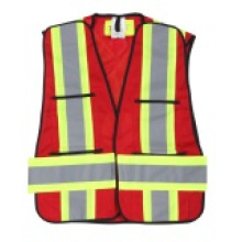 2016 Hot Sale Safety Vest with High Reflective Tape