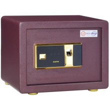 Home furniture fingerprint lock small wall safe safe box for money storage
