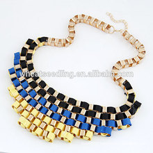 2014 fashion necklaces jewelry wholesale alloy statement necklace