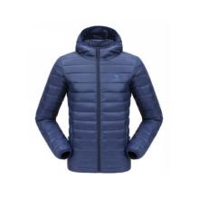 Winter windbreak thin sport down jacket