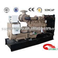 Shandong Supermaly Cummins Motorgenerator 100kw zum Verkauf