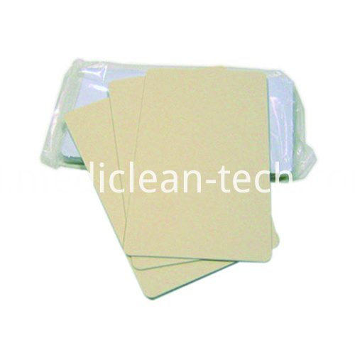 Matica EDIsecure DIC10311 Cleaning Kit Cleaning Cards