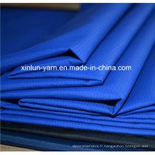 Tissu en nylon épais enduit de caoutchouc pour les vêtements de travail