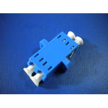 LC / PC Duplex Sm (Impresión pie SC) Adaptador de fibra óptica