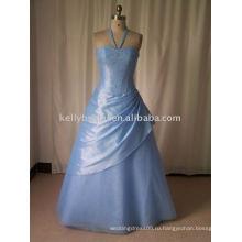 Простой гламурный изысканный elegent-линия Пром платье