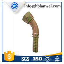 BSP female 60 cone hydraulic hose fittings 22612D