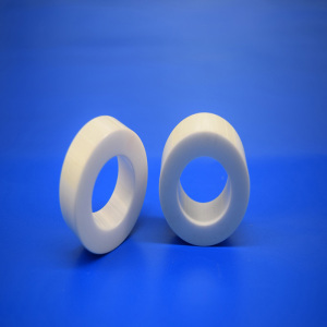 Zirconia Ceramic Insulation Sealing Ring Shaft Sealing Ring