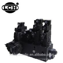série de válvulas solenóides e modulares de fabricação de unidades de energia hidráulica