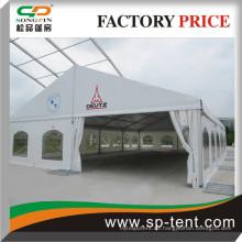 Billig preis Pavillon Marquee Zelte 12x20m mit Kirchenfenster