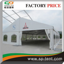 cheap price Pavilion Marquee tents 12x20m with church windows