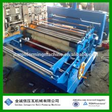 Flatting y máquina de corte