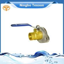 Válvula de bola de latón personalizado por mayor de China