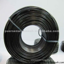 Black Annealed Iron Wire in small coil 1mm