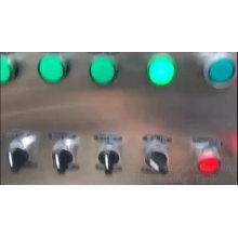 Cuve de mélange liquide de chauffage électrique d'acier inoxydable avec l'agitateur, prix du savon liquide faisant la machine
