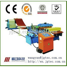 Filming and cutting machine | curving machine | slitter | uncoiler | stacker | seamer | auxiliary equipment
