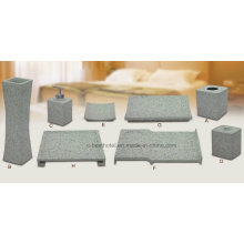 fashion 2016 Hotel Resin Accessories Bathroom Set