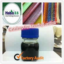 Supplément enzymatique de Catalase de détergent de rendement élevé pour des industries