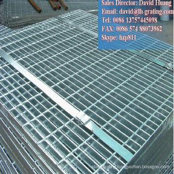 Galvanised Steel Grates for Project Platform and Drain