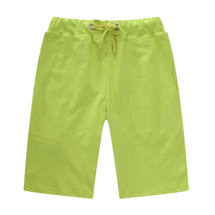 Green Soft Shorts