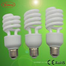 Media espiral en forma de ahorro de energía lámpara (LWHS007)