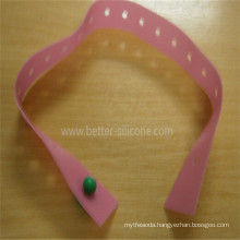 Disposable Medical Silicon Rubber Tourniquet