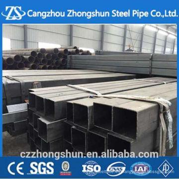 Horario 40 tubos cuadrados y rectangulares de acero