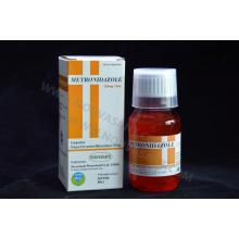 OEM/ODM for Clotrimazole Drugs Metronidazole Oral Suspension 125mg/5ml supply to Bulgaria Suppliers