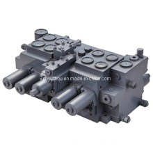 Flow Sharing Control Valve 5spcv-25e, Mobile Crane Control Valve, Agricultural and Forest Machinery Hydraulic Flow Control Valve