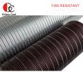 Semi Rigid Aluminum Flexible Air Ventilation Duct