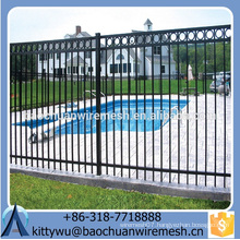 Classic Steel Fence/ Top quality Wrought Iron Fence