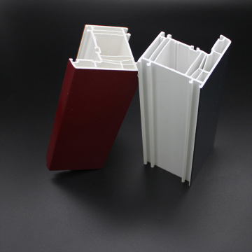 PVC Extrusion Profile with High Quality Raw Material