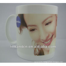 11oz standard ceramic mug with different photo