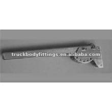 Acessórios para carroceria para caminhões titulantes de proteção lateral