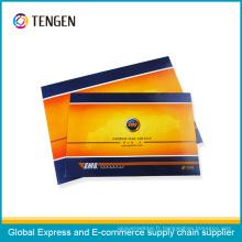 Enveloppe de document express imperméable de protection