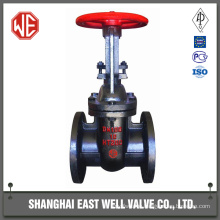 4 inch cast iron gate valve