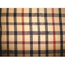 Tissu en fibre de polyester et polyester Dobby
