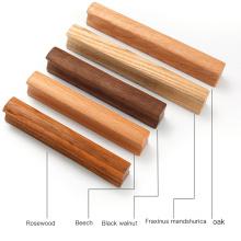 Solid Wood Door Pull Handle