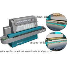 YMC251 - línea recta de cristal máquina que bisela con pulido