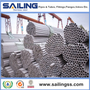 ASTM A312 304 316 cold-drawing stainless steel pipe