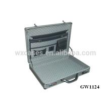 heißer Verkauf stark & portable Attache Alukoffer aus China Hersteller hochwertiger