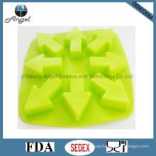 BPA Free Silicone Ice Mold Ice Cream Tool Si02