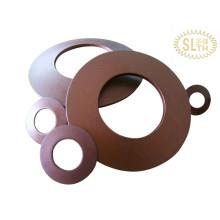 Slth-Ds-001 60si2mn 65mn Resorte de disco para la industria