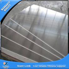 Recipientes Folha Especial e Placa Alumínio Material